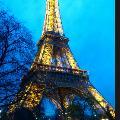 雨跟你說巴黎